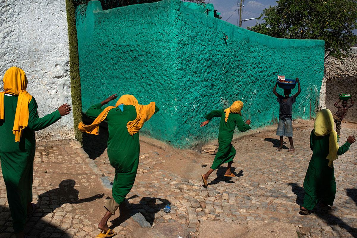 Ethiopia, Harar, 2015