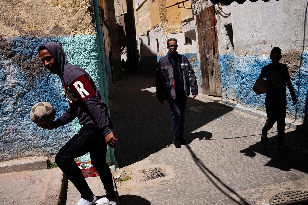 Morocco, Fez, 2019
