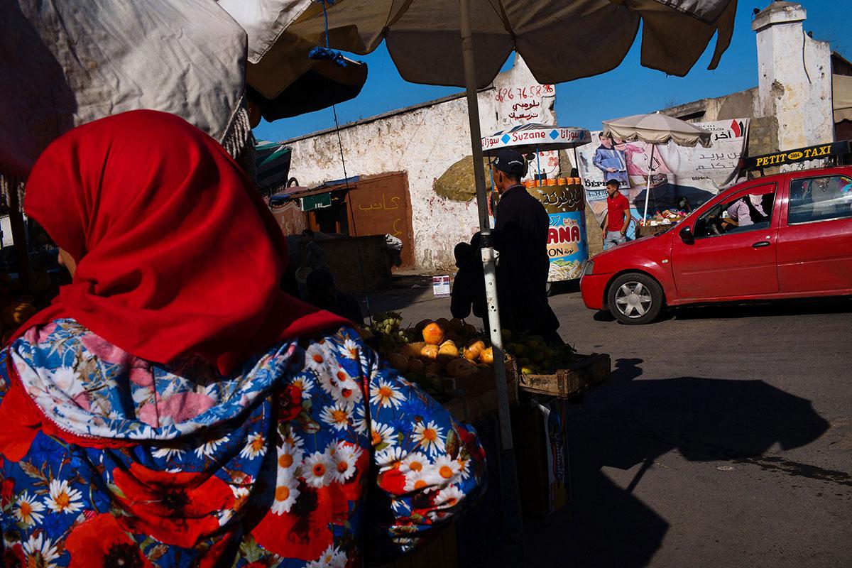 Morocco, Casablanca, 2018