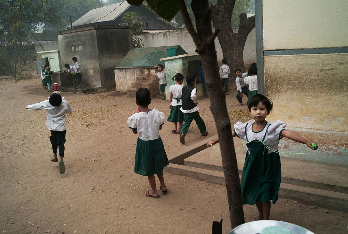 Myanmar, Nyaung Oo, 2013