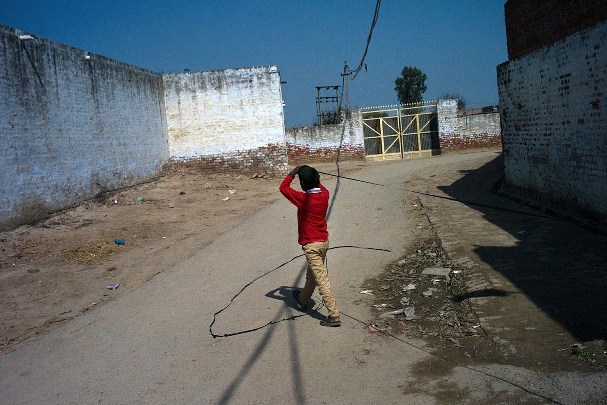 India, Punjab, 2015
