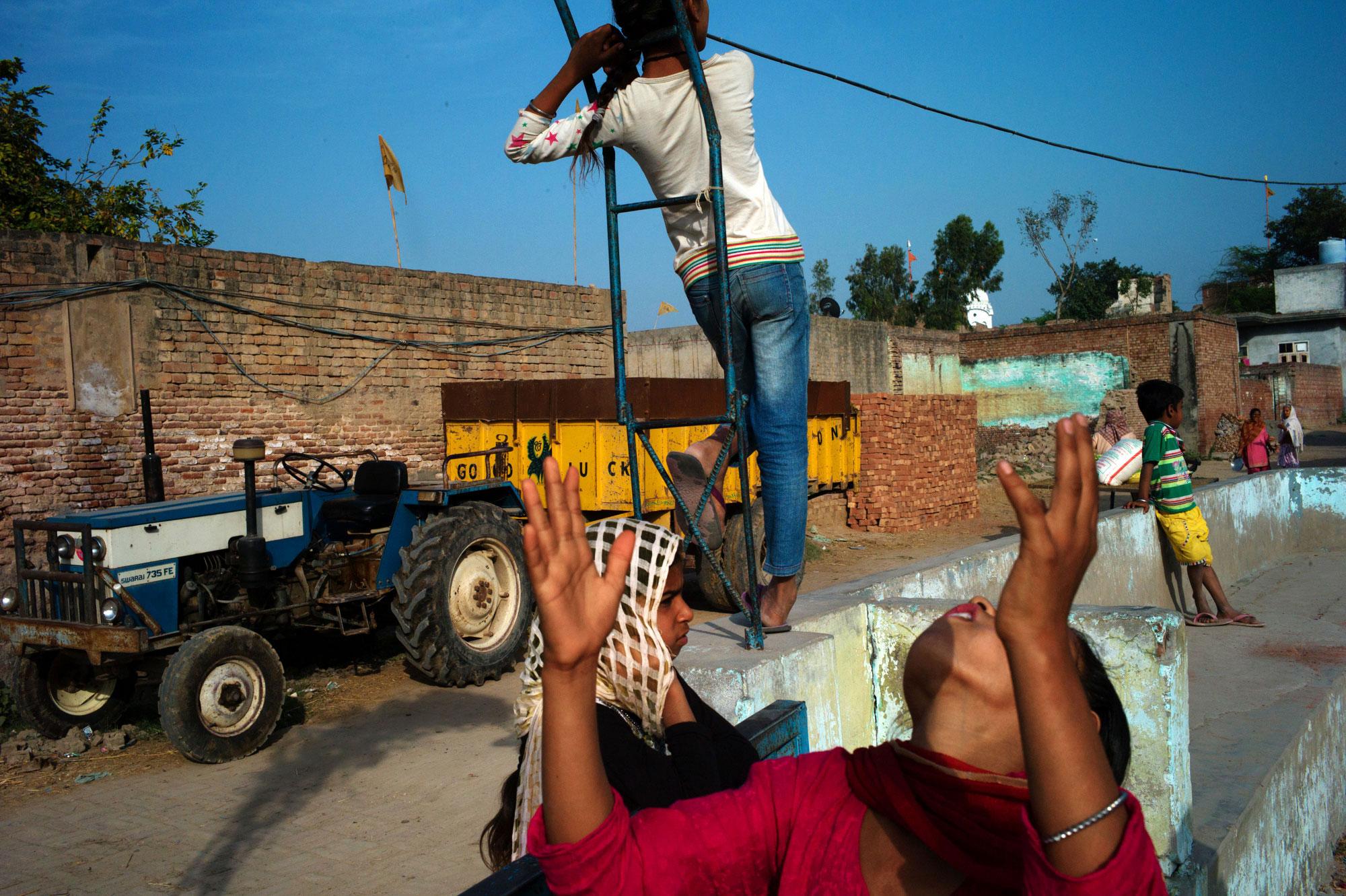 India, Punjab, 2017