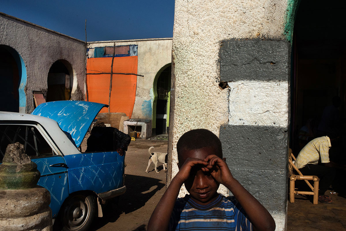 Ethiopia, Hara, 2015