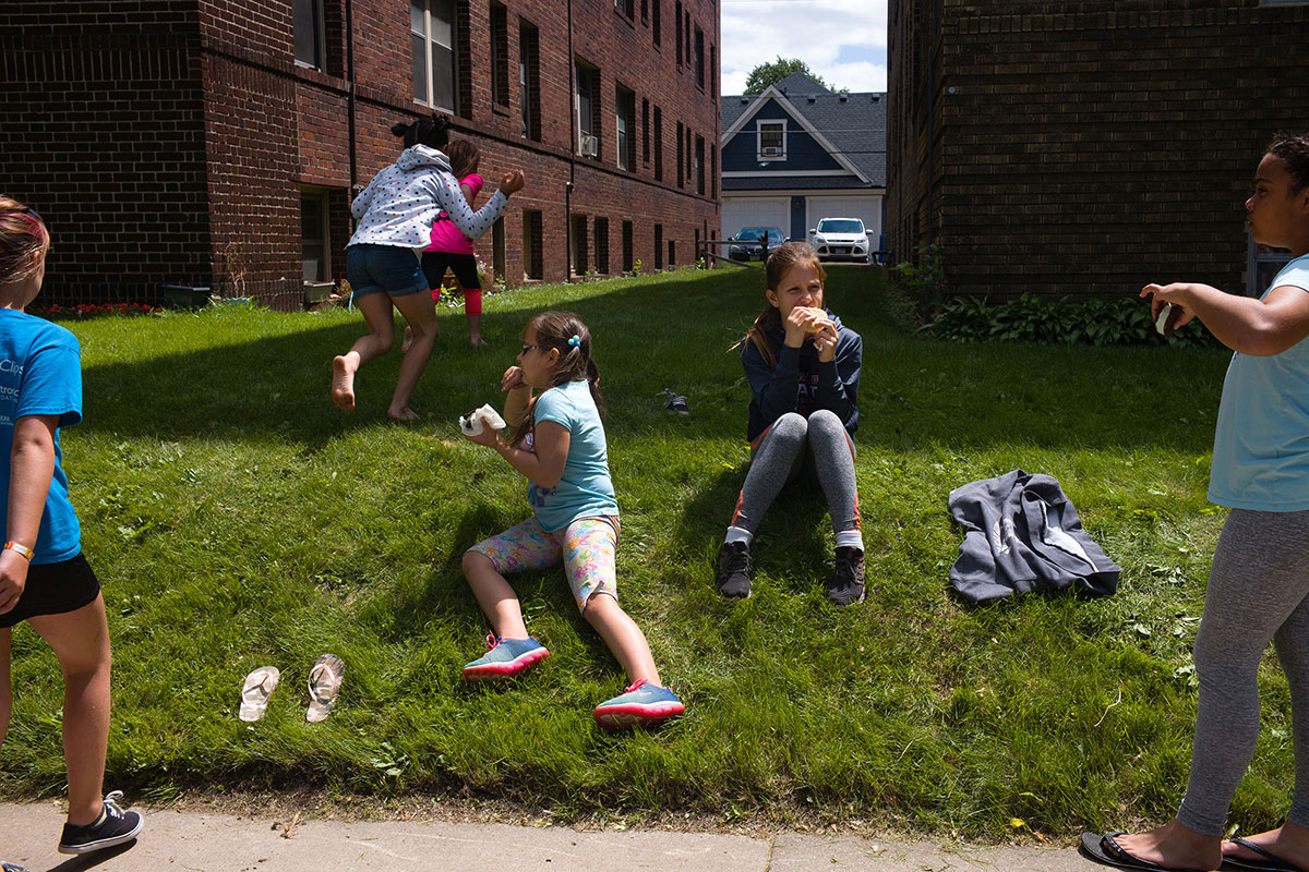 USA, Minneapolis, 2018