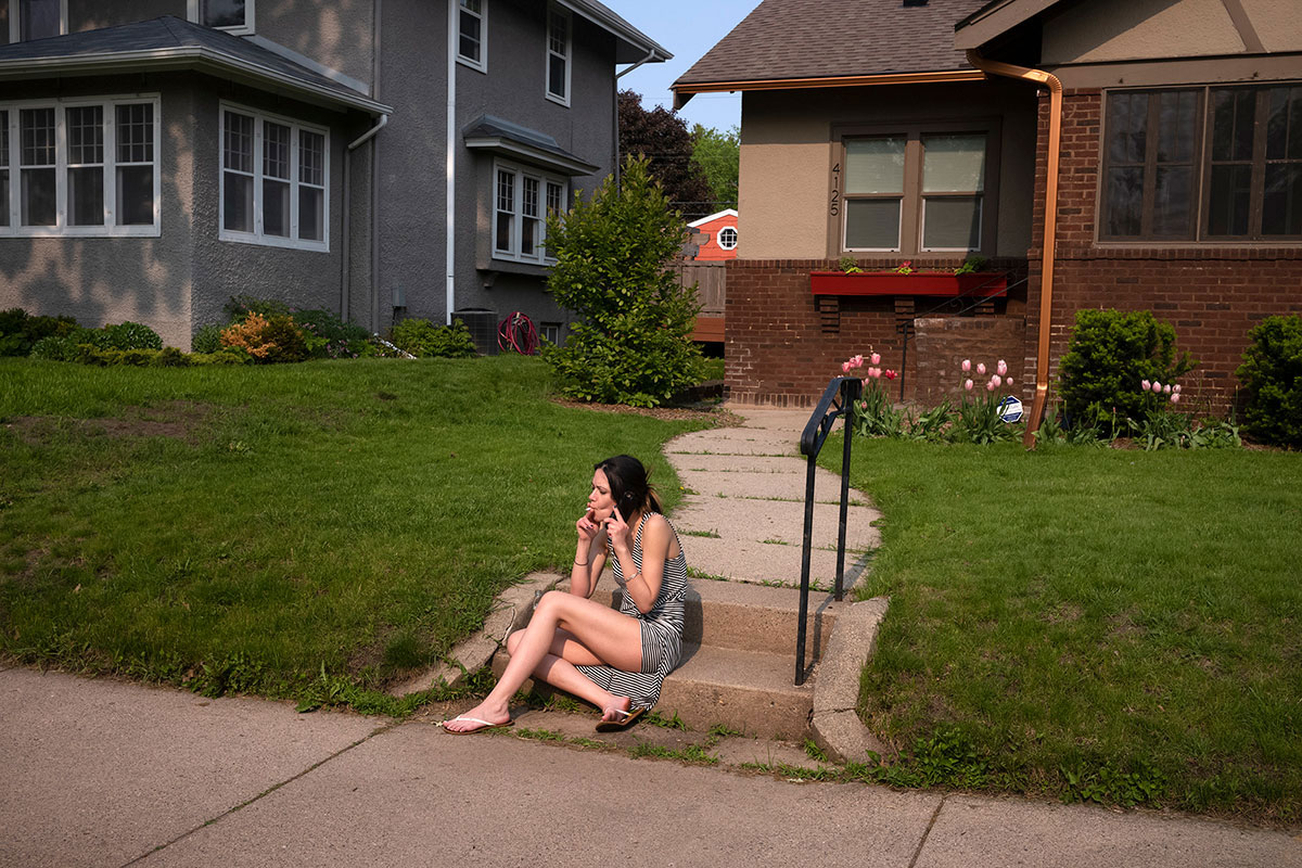USA, Minneapolis, 2019