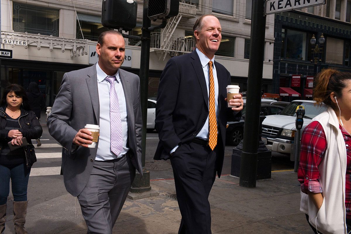 USA, San Francisco, 2017