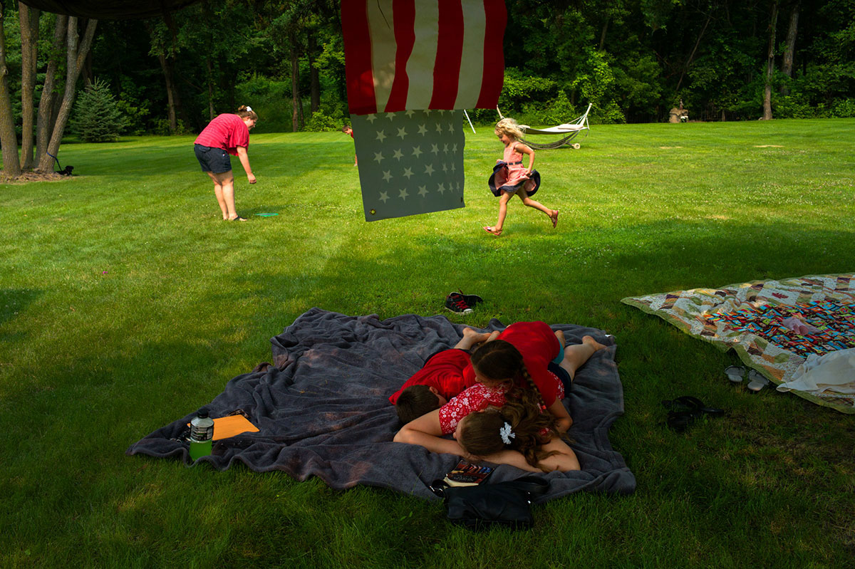 USA, Minnesota, 2015
