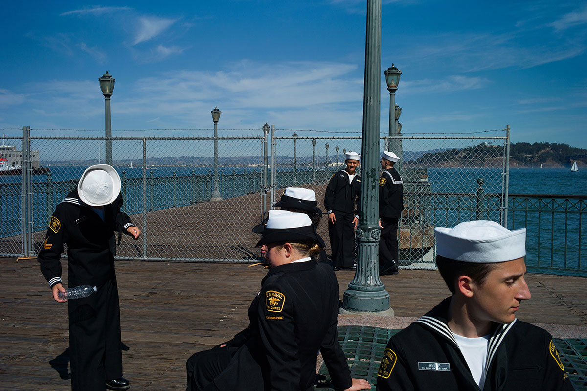 USA, San Francisco, 2016