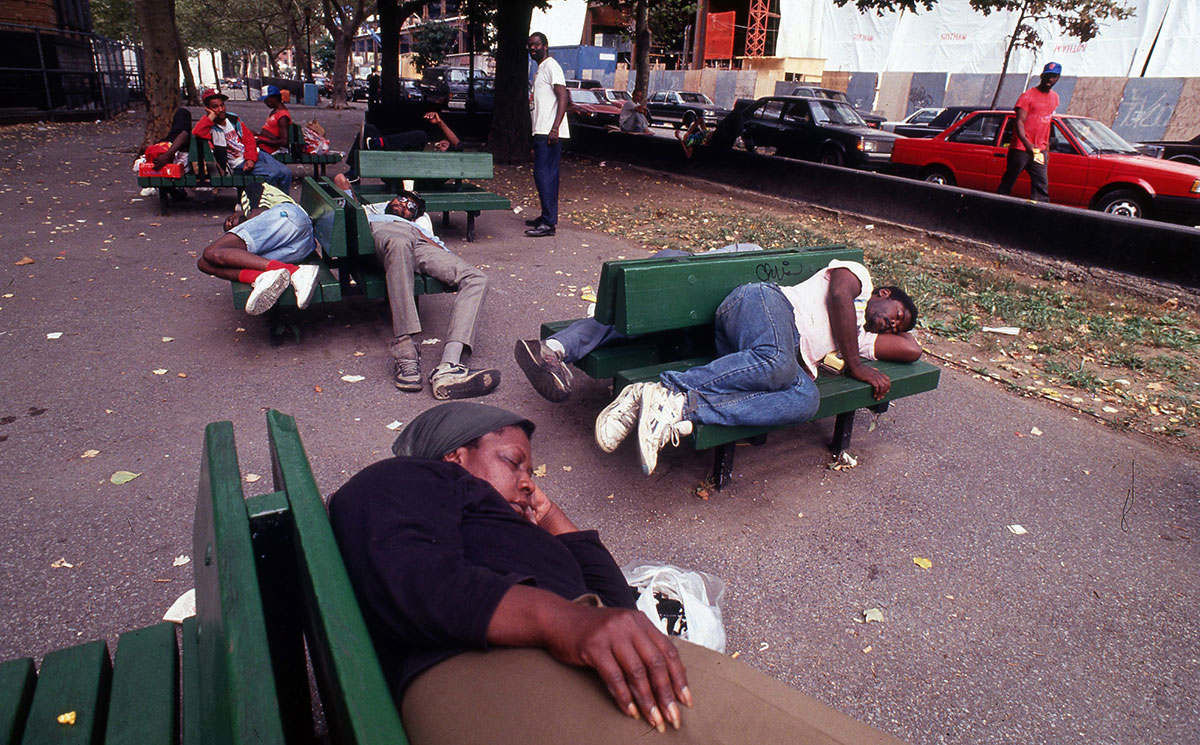 USA, New York, 1992