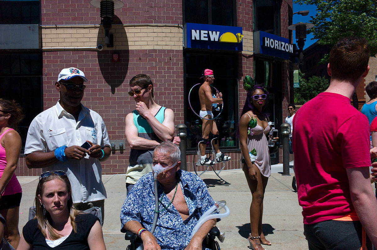 USA, Minneapolis, 2014
