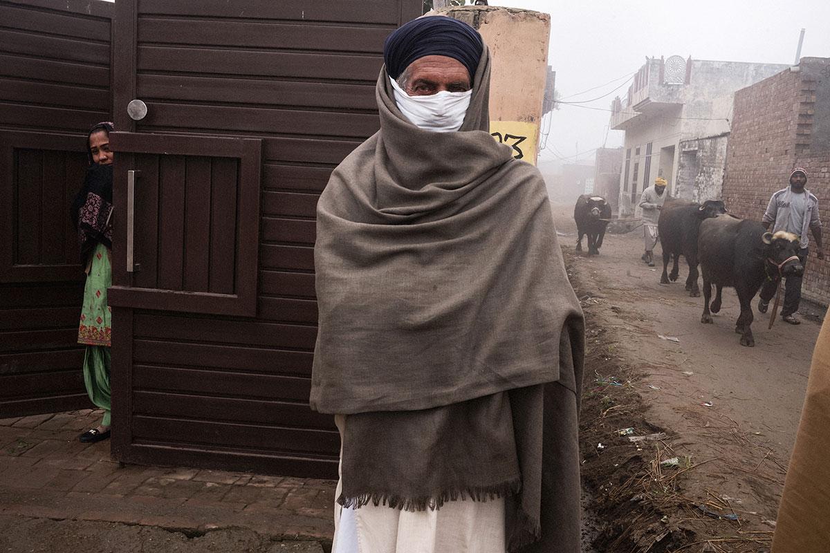 India, Punjab, 2018