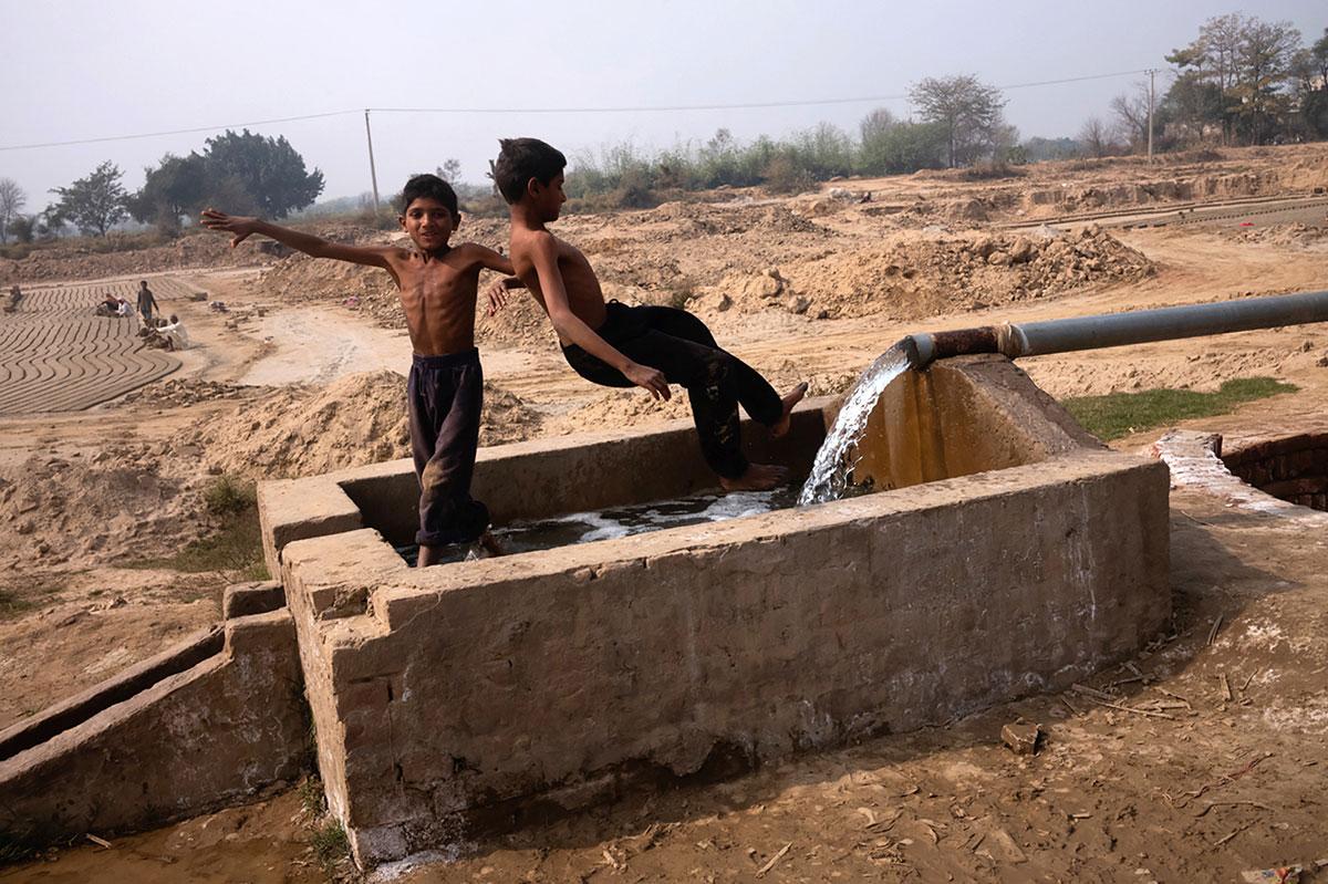 Pakistan, Punjab, 2019