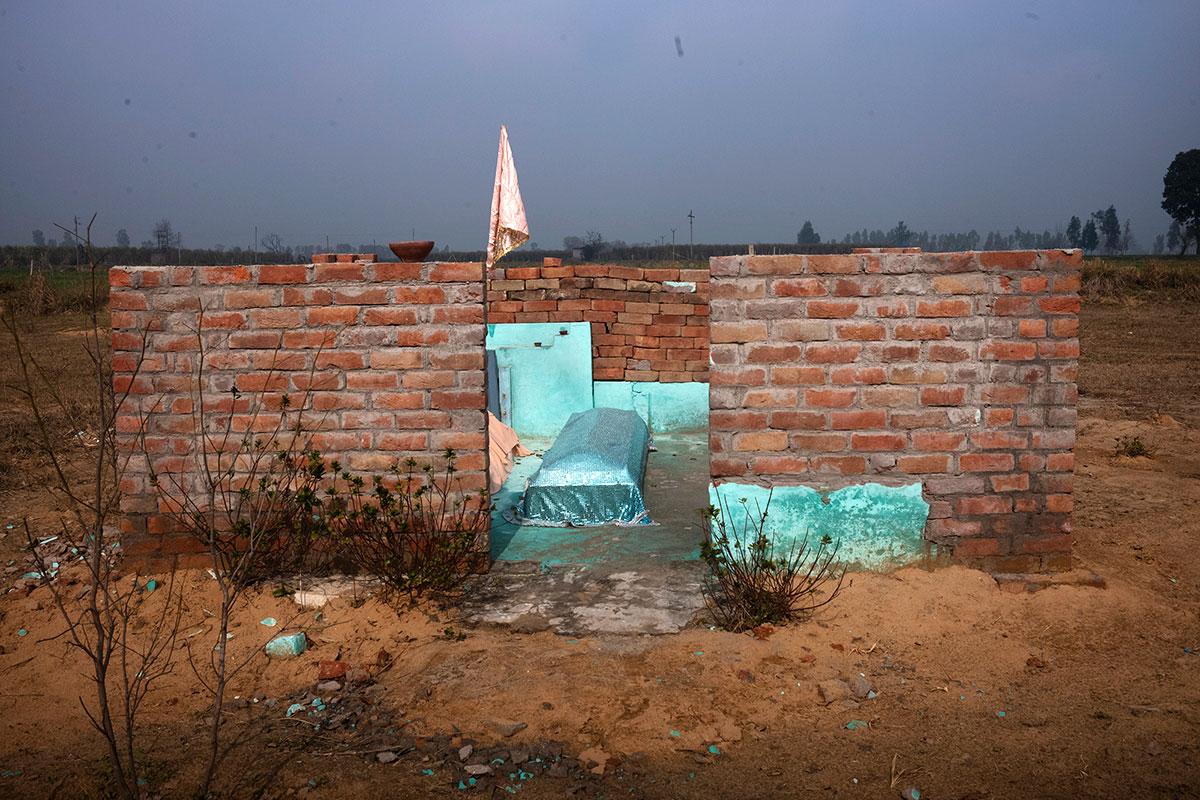 India, Punjab, 2020