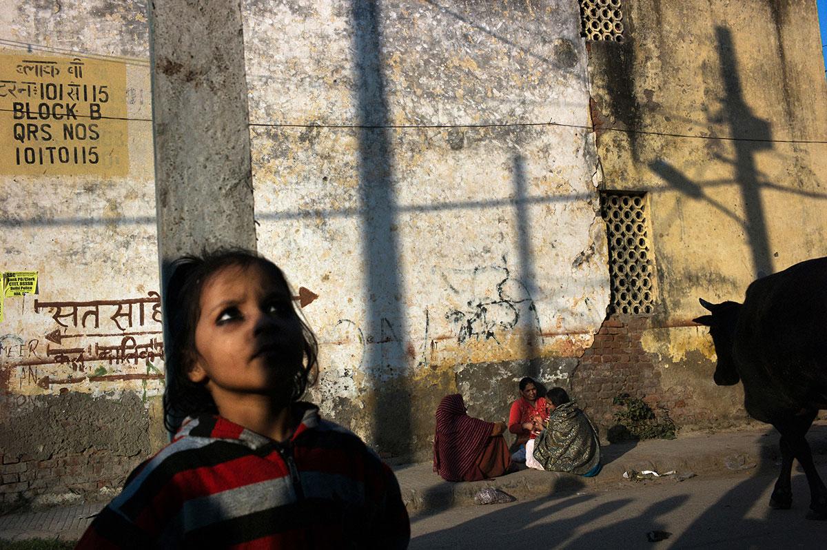 India, Delhi, 2013