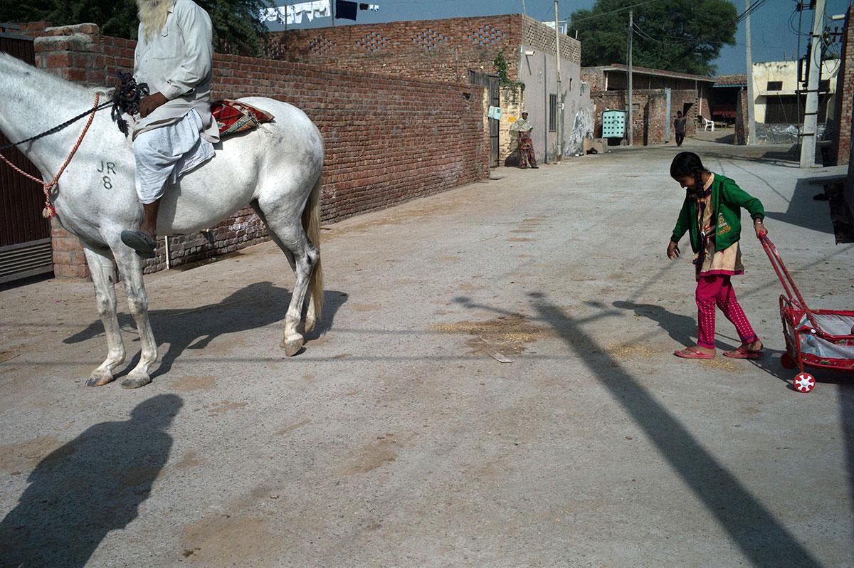 India, Punjab, 2016